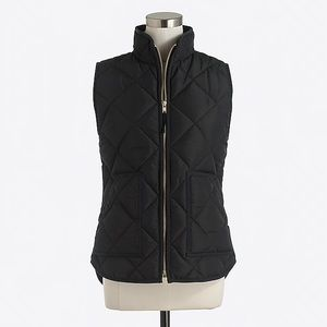 J. Crew Factory Mercantile Quilted Vest